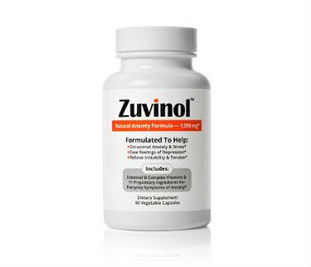 Zuvinol Anti-Anxiety Review - For Relief From Anxiety And Tension