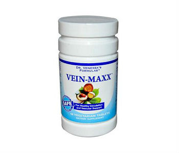 Dr. Venessa's Formulas Vein-Maxx Review - For Reducing The Appearance Of Varicose Veins