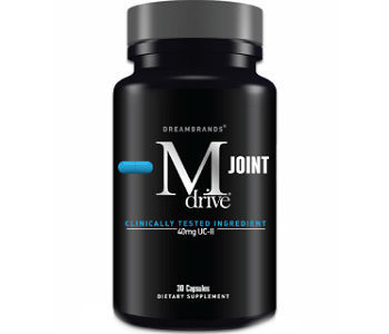 Mdrive Joint Health Review - For Healthier and Stronger Joints