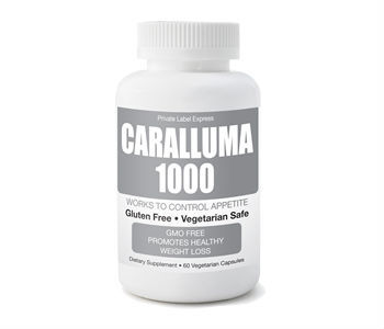 Private Label Express Caralluma 1000 Weight Loss Supplement Review