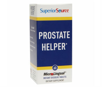 Superior Source Prostate Helper Review - For Increased Prostate Support