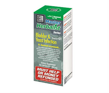 Bell Bladder and Yeast Infection Review - For Relief From Yeast Infections