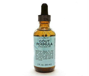 Prof. Complementary Health Formulas Gout Formula Review - For Relief From Gout