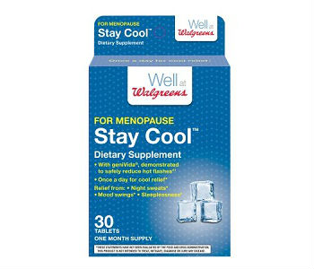 Walgreens Stay Cool Review - For Relief From Symptoms Associated With Menopause