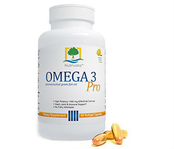 Omega 3 Pro Nutrivato Review - For Cognitive And Cardiovascular Support