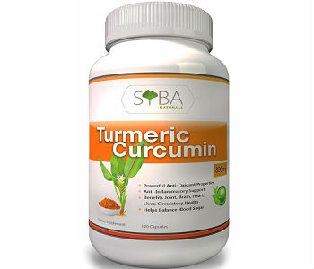 Syba Naturals Turmeric Curcumin Review - For Improved Overall Health