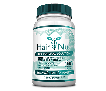 Consumer Health HairNu Review - For Hair Growth