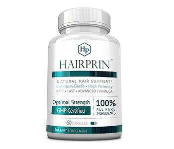 Approved Science Hairprin Review - For Hair Growth