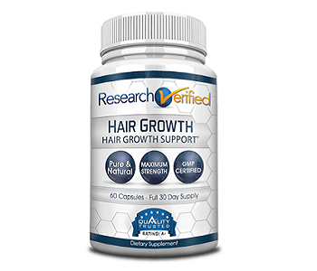 Research Verified Hair Growth Review - For Hair Loss