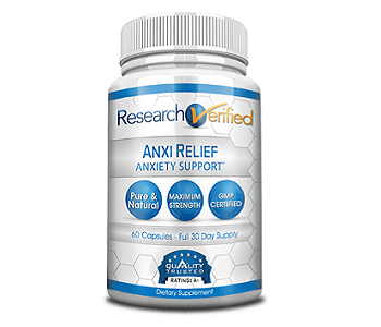 Research Verified AnxiRelief Review - For Relief From Anxiety And Tension