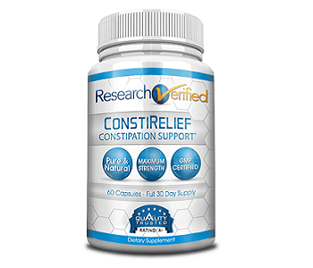 Research Verified ConstiRelief Review - For Constipation Relief