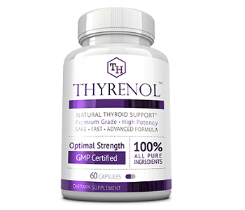 Approved Science Thyrenol Review - For Increased Thyroid Support