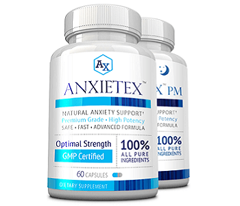 Approved Science Anxietex Review - For Relief From Anxiety And Tension