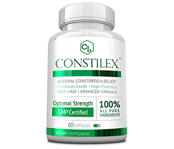 Approved Science Constilex Review - For Constipation Relief