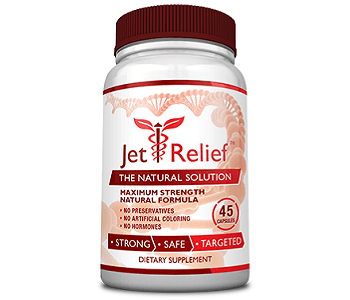 Consumer Health JetRelief Review - For Relief From Jetlag