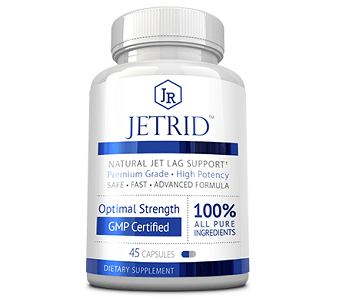 Approved Science JetRid Review - For Relief From Jetlag