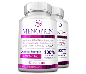Menoprin Review - For Relief From Symptoms Associated With Menopause