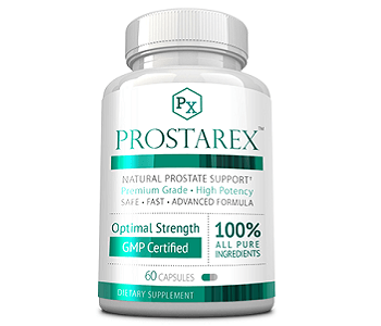 Approved Science Prostarex Review - For Increased Prostate Support