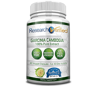 Research Verified Garcinia Cambogia Weight Loss Supplement Review