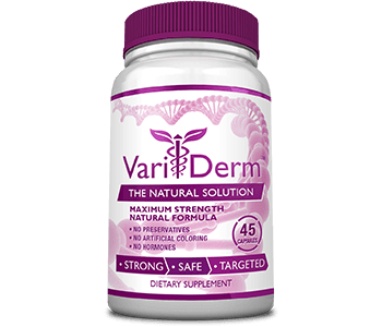 Consumer Health VariDerm Review - For Reducing The Appearance Of Varicose Veins