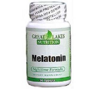 Great Lakes Nutrition Sleep Help Melatonin Review - For Relief From Jetlag