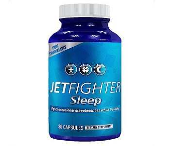 JetFighter SLEEP Review - For Relief From Jetlag