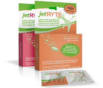 JetRyte Review - For Relief From Jetlag