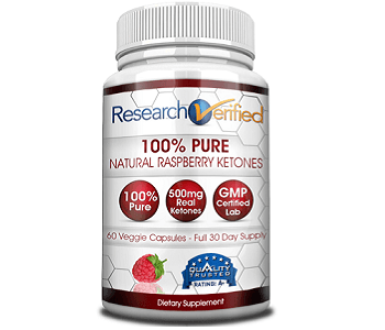 Research Verified Raspberry Ketone Weight Loss Supplement Review