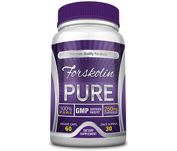 Consumer Health Forskolin Pure Weight Loss Supplement Review