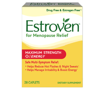 Estroven Review - For Relief From Symptoms Associated With Menopause