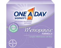 Bayer One A Day Women's Menopause Formula Review