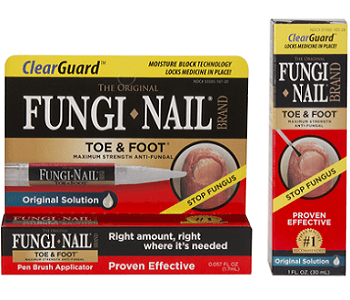 Clear Guard Fungi-Nail Toe and Foot Anti-Fungal Solution Review - For Combating Fungal Infections