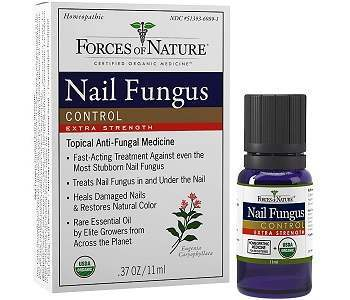 Forces of Nature Nail Fungus Control Review - For Combating Fungal Infections