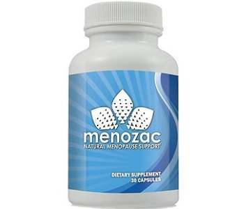 Menozac Review - For Relief From Symptoms Associated With Menopause
