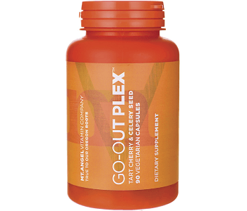 Mt. Angel Vitamins Go-Out Plex Review - For Relief From Gout