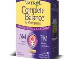 Natrol Complete Balance Review