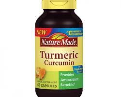 Nature Made Turmeric Curcumin Review