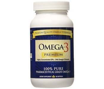 Premium Certified Omega-3 Premium Review - For Cognitive And Cardiovascular Support