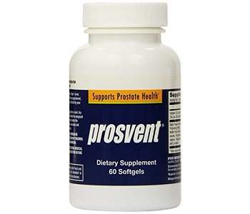 Prosvent Review - For Increased Prostate Support