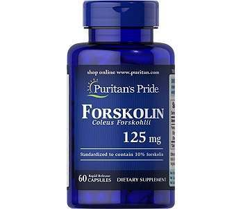 Puritan's Pride Forskolin Weight Loss Supplement Review