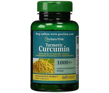 Puritan's Pride Turmeric Curcumin Review - For Improved Overall Health