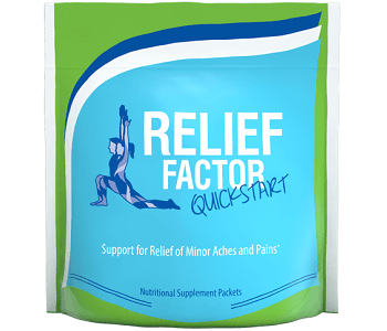 Relief Factor Review - For Healthier and Stronger Joints