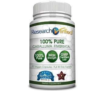 Research Verified Caralluma Fimbriata Weight Loss Supplement Review