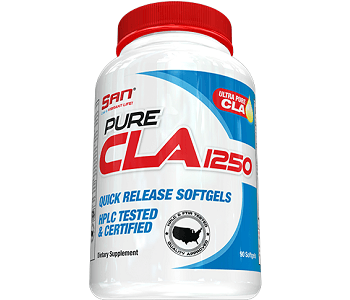 SAN Nutrition Pure CLA 1250 Weight Loss Supplement Review