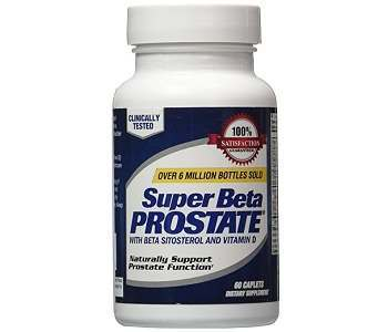 Super Beta Prostate Review - For Increased Prostate Support