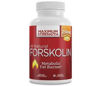 Thrive Naturals Forskolin Advanced Weight Loss Supplement Review