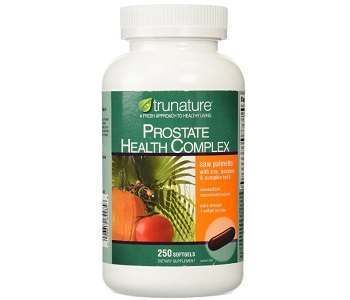 TruNature Prostate Health Complex Review - For Increased Prostate Support