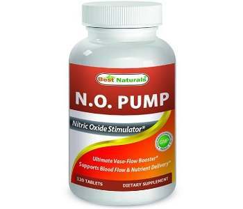 Best Naturals N.O. Pump Review - For Increased Muscle Strength And Performance