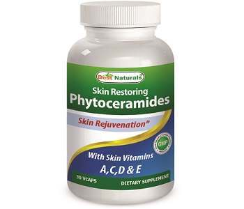 Best Naturals Phytoceramides From Wheat Review - For Younger Healthier Looking Skin