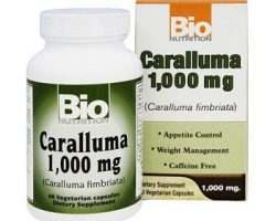Bio Nutrition Caralluma Fimbriata Review